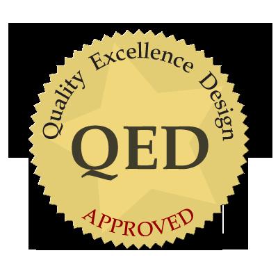 QED Seal_EggMania_12-9-2013